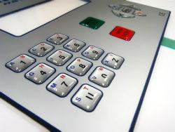 Bom Tácteis Chaves de Metal Botão Teclado Eletrônico para sistemas de entrada