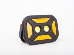 Multifunctional 10W ESPIGA Recarregável Luz de Trabalho com 360 Graus Giratório pega do magneto