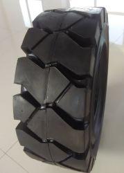 Prix bon marché les pneus pneu solide chariot élévateur à fourche 5.00-8 de pneus de camion