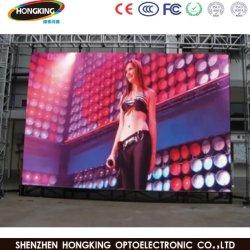 3840Hz 42.0PCB Actualizar la capa exterior/interior3.91 P/P4.81 Pantalla LED pantalla LED para pared