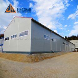 Открытый склад для хранения портативных Middle-Size гараж (TSU-1850/TSU-1865)
