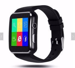 Elektronische tragbare Einheiten der Uhr-intelligente Uhr-2019 mit Kamera für Apple-androides Telefon Smartwatch X6