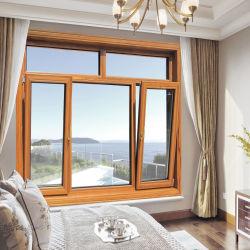 Doppeltes hing Fenster-Aluminiumrahmen mit ausgeglichenem Glas
