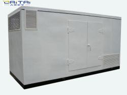 高い発電のYanmarエンジン力45kw 56kVAの防音のタイプ発電機セット