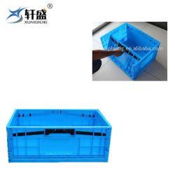 Casa e Escritório organização utiliza uma grade de dobragem recipiente plástico de armazenamento