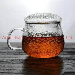Claro Vaso de vidrio Pyrex taza de café Juegos de taza de té