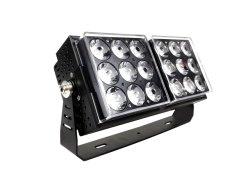 Haut de la lampe de lumière LED étanche Lumen d'éclairage extérieur commun de l'infini IP66 36W Projecteur à LED RVB
