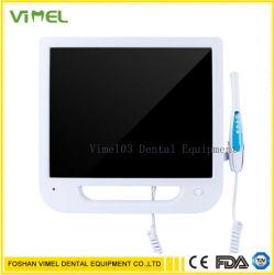 17-дюймовый монитор VGA перорального эндоскоп эндоскоп камера 6 светодиод камеры стоматологическая камера