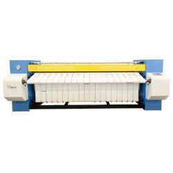 L'utilisation industrielle 2 Rouleaux Bedsheet repassage (YP) de la machine