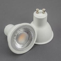 Alto indicatore luminoso luminoso del punto di 5W 6W 7W MR16 GU10 E27 Dimmable LED