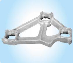 Освещение детали Die литой алюминиевый корпус лампы литой детали Hdpc пресс-форм