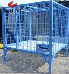[إإكسترا لرج] فولاذ كلب صندوق شحن كبيرة كلب مربى كلاب لأنّ عمليّة بيع