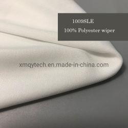 أفضل جودة طباعة ليزر تنظيف صناعي مجاني محكم الغلق من 1000 درجة ماسحة 100% بوليستر البيضاء