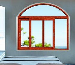 La ventana de seguridad de la ventana corrediza de aluminio de alta calidad con la famosa Hardware (ASW01).
