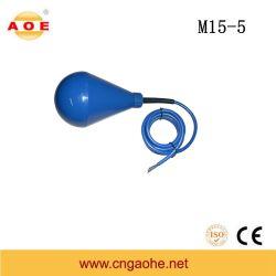 El cable del interruptor de flotador con certificado CE se aplica a la rama agua, alcantarillado