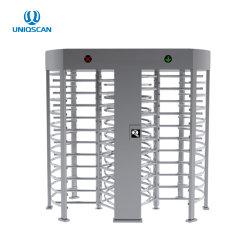 自動アークの完全な高さの回転木戸の防犯ゲートエントリ出口RFIDのカード