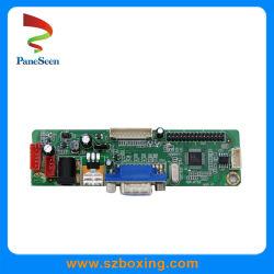 لوحة برامج تشغيل LCD مع واجهة VGA ودعم شاشة HD