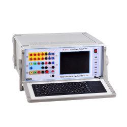 Ht-802 Vente en ligne de système d'alimentation de la Chine Trois Essais de relais de protection de phase