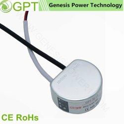 12V 20W 24V U-образный вне камеры CCTV IP67 блока питания