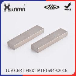 La barra de imán permanente de AlNiCo 5 Material magnético