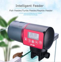 Automatische digitale automatische LCD-Zeitschaltuhr für Fischfutter für Reptilien