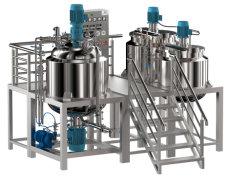 La mezcla Machinry Amasadora Planetaria para jabón líquido de champú en polvo de lavar a mano Factory