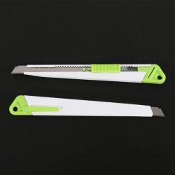 9mm couteau Outils matériels de l'utilitaire de la faucheuse en plastique Couteau de poche