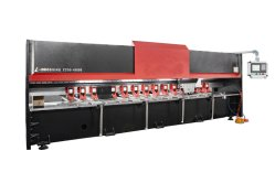 高精度は、Vの切断Machine/CNCの出版物ブレーキを処理するすべてのサイズのために速いカット・ワークそして適した機械をグループ化した