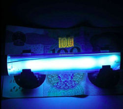 40W a conduit la lumière UV pour le traitement de l'eau