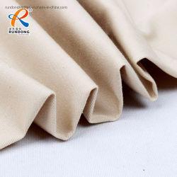 Tessuto tinto del filo di cotone del poliestere 40% di T/C 60% per la camicia