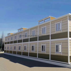 20pés dois andares de estar luxuosa Casa Contêiner personalizada