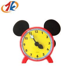Прелестная учебных пластиковые часы игрушки для поощрения