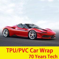 Usine de qualité supérieure de gros Anti jaune TPU Installation facile de FPP Film de protection de la peinture de voiture