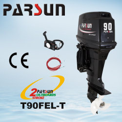T90FE 90HP 2-тактный пульт дистанционного управления подвесным мотором