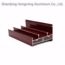 Het houten Aluminium van Af:drukken voor het Poeder die van Vensters Thermische Onderbreking met een laag bedekken