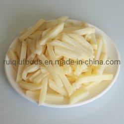 凍結するIQF Vegtablesのポテトチップ、ポテト