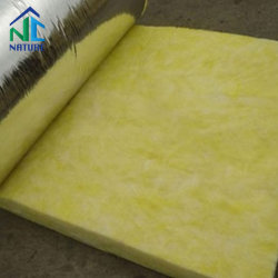 70-100kg/m3 de manta de lã de Densidade de colagem de lã de rocha mineral de basalto manta de fibras de basalto, manta de lã de rocha Natureza Zibo Manta de Isolamento de construção