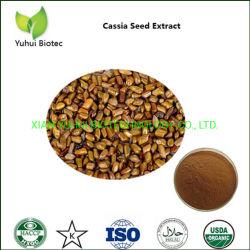 Ingrédient nutraceutique Cassia Tora extrait de graines en poudre