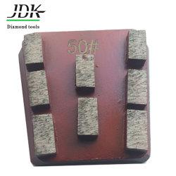 Wasser-Grooved Diamant Frankurt abschleifender Block für die Marmorsteine, die Hilfsmittel reiben
