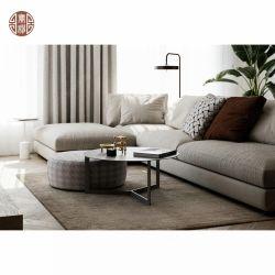 La mobilia più poco costosa del sofà minimalista di disegno ha impostato per l'appartamento Chain dell'hotel