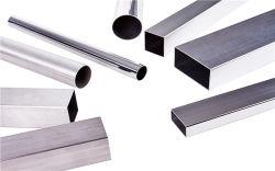Декоративная нержавеющая сталь прорези паза U трубы / трубы за поручни и поручень системы