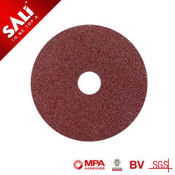 La fábrica China de Óxido de Aluminio Metal abrasivos Discos lijadores de fibra de madera