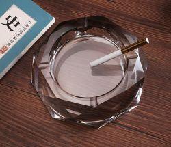 卸売業の団体の水晶タバコのガラスクラフトのシガーの灰皿の昇進のギフト