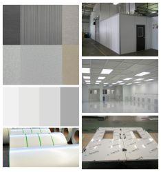 강철 Prepainted PPGI PPGL 높은 광택 75%는, 광택이 없는 표면, 벽면 문 위원회, 내각 R를 진주 모양이 되게 한다