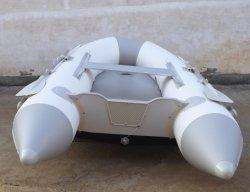 Pont de l'air Bateau de sauvetage gonflables de plancher de la vie d'aviron de Bateau Bateau Bateau à aubes pour la vente