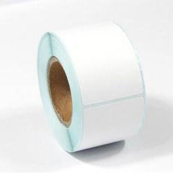 2019 Mejor Venta adhesivo térmico blanco papel de imprenta