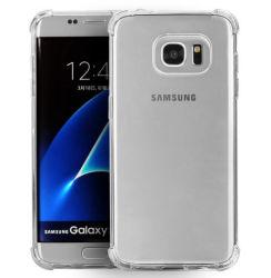 Samsung Galaxy S8 S9 Plus de la cubierta transparente funda de teléfono móvil