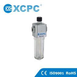 Port série Xgl 1/4 Composants Frl lubrificateur d'air pneumatique
