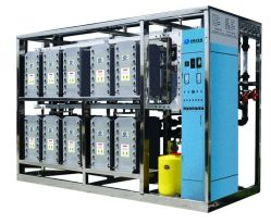 Electrodeionization EDI Wasser-Reinigung-System
