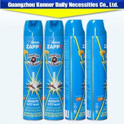 Con la fórmula de plaguicidas químicos Anti spray repelente de mosquitos